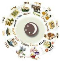 Hebrew for Christians Jewish Holidays Pages (Printer Version)