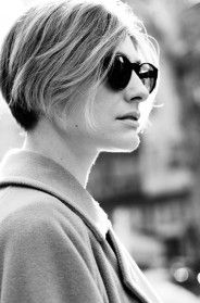 On the Street…..Great Hair, Milan
