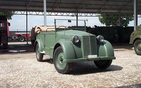 Fiat 508 CM 1100