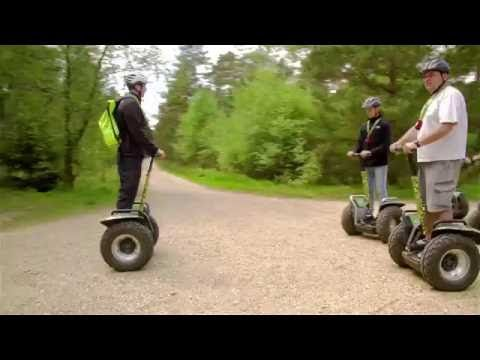 Segway Experience | Forest Segway UK Wide at Go Ape