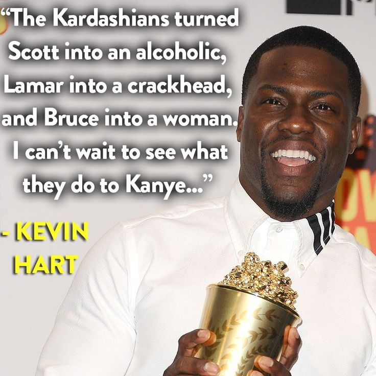 Hey Kev, is it possible they can make him into a bigger douchebag than he already is???