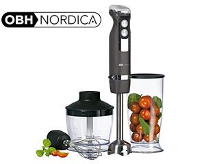 OBH Nordica First Kitchen Stickmixer/7704