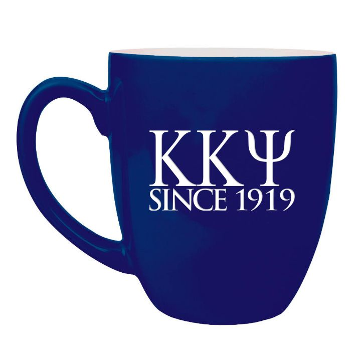 Kappa Kappa Psi Greek Bistro Mug