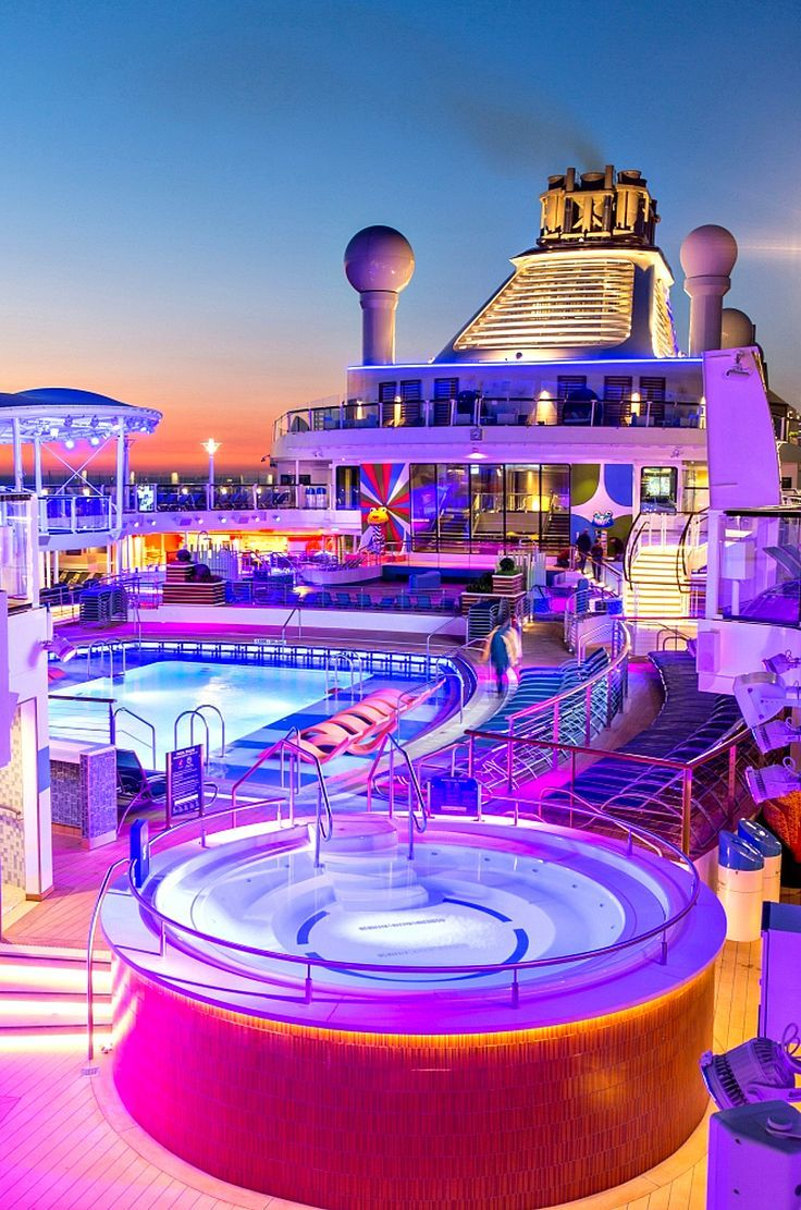 Here s what s so incredible about sailing royal caribbean anthem of the seas with