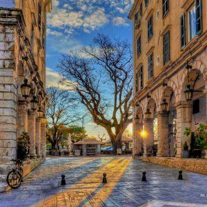 Κέρκυρα, Flickr, Φωτογράφος m v douka, Corfu Greece
