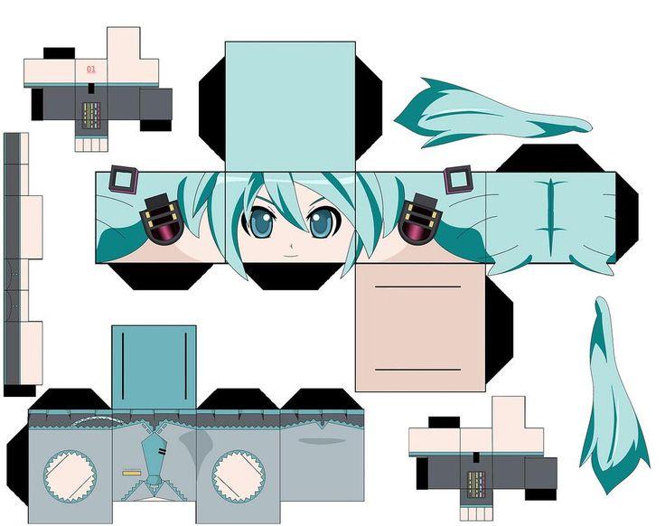 Best 25 papercraft anime ideas on pinterest origami rosas resultado de imagen para papercraft anime pronofoot35fo Gallery