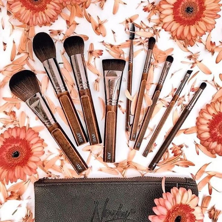 Add some luxury to your makeup routine. #Nanshy #BareNecessitiesCollection