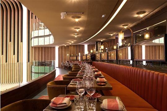 Platea Madrid: espectáculo, gastronomía y un espacio con alma propia - http://vivirenelmundo.com/platea-madrid/3500