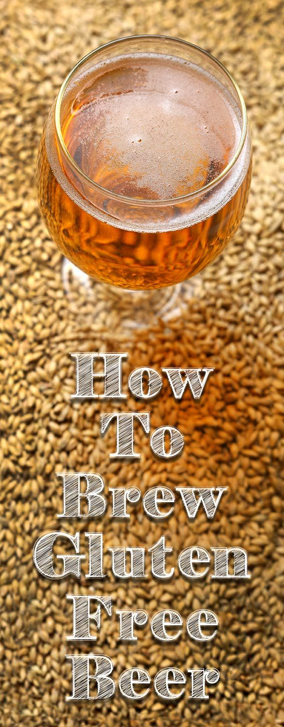 How to Brew Gluten-Free Beer
