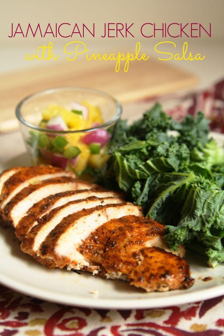 Jamaican jerk chicken recipe jerk chicken chicken recipes