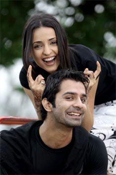 Barun and Sanaya   Romance Unlimited   Photos Brunch   - hindustantimes.com