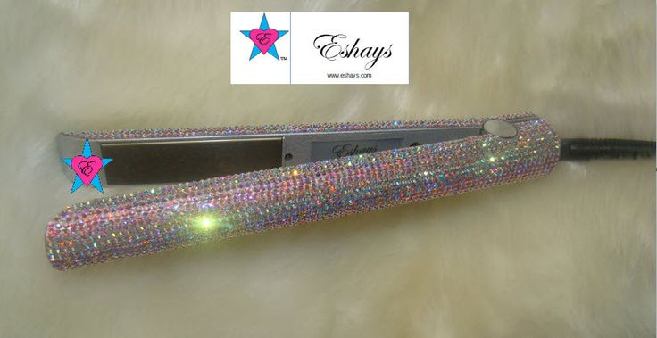 Sale - Crystal Bling Ceramic Flat Irons