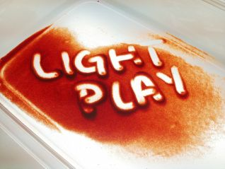 25 Awesome Ideas for Light Table Play from Dollar Tree!
