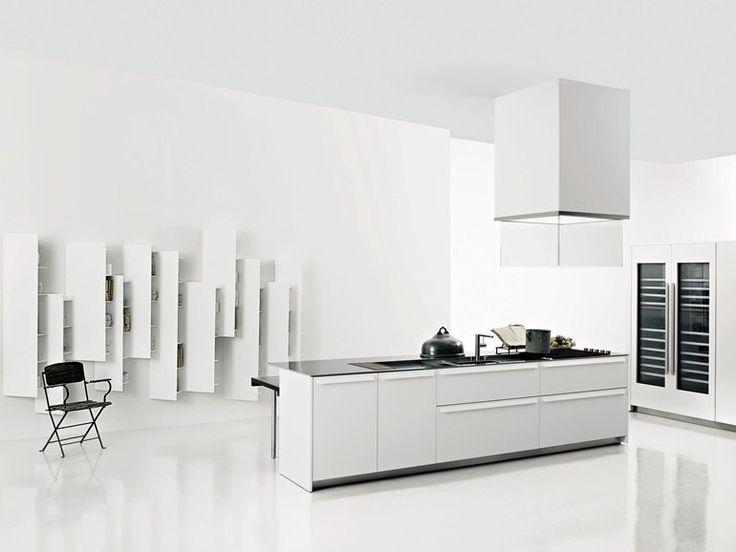 Oltre 25 fantastiche idee su cucine bianche moderne su pinterest - Cucine bianche lucide ...