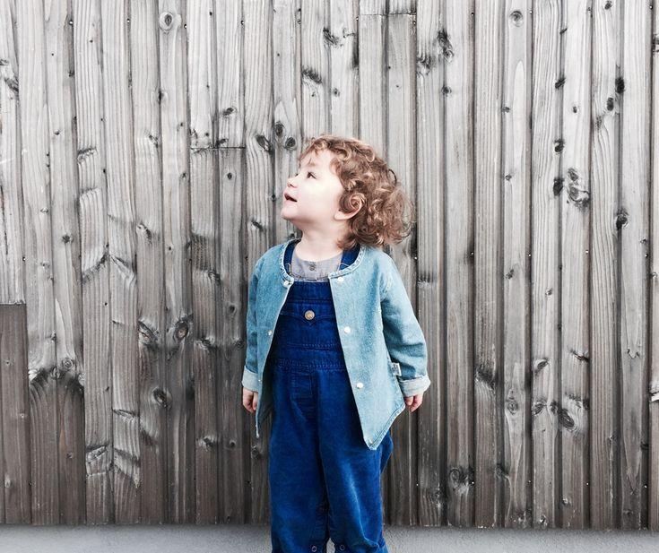 Tomboy by Aurélie Lecuyer | MilK - Le magazine de mode enfant