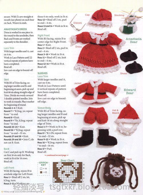 Knitting Today! - December 2011January 2012 - 轻描淡写 - 轻描淡写