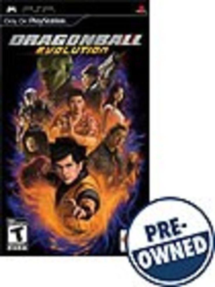 Dragonball: Evolution — PRE-Owned - PSP