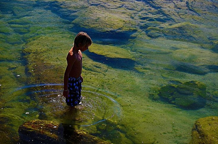 On shallow waters by valcir.siqueira.7