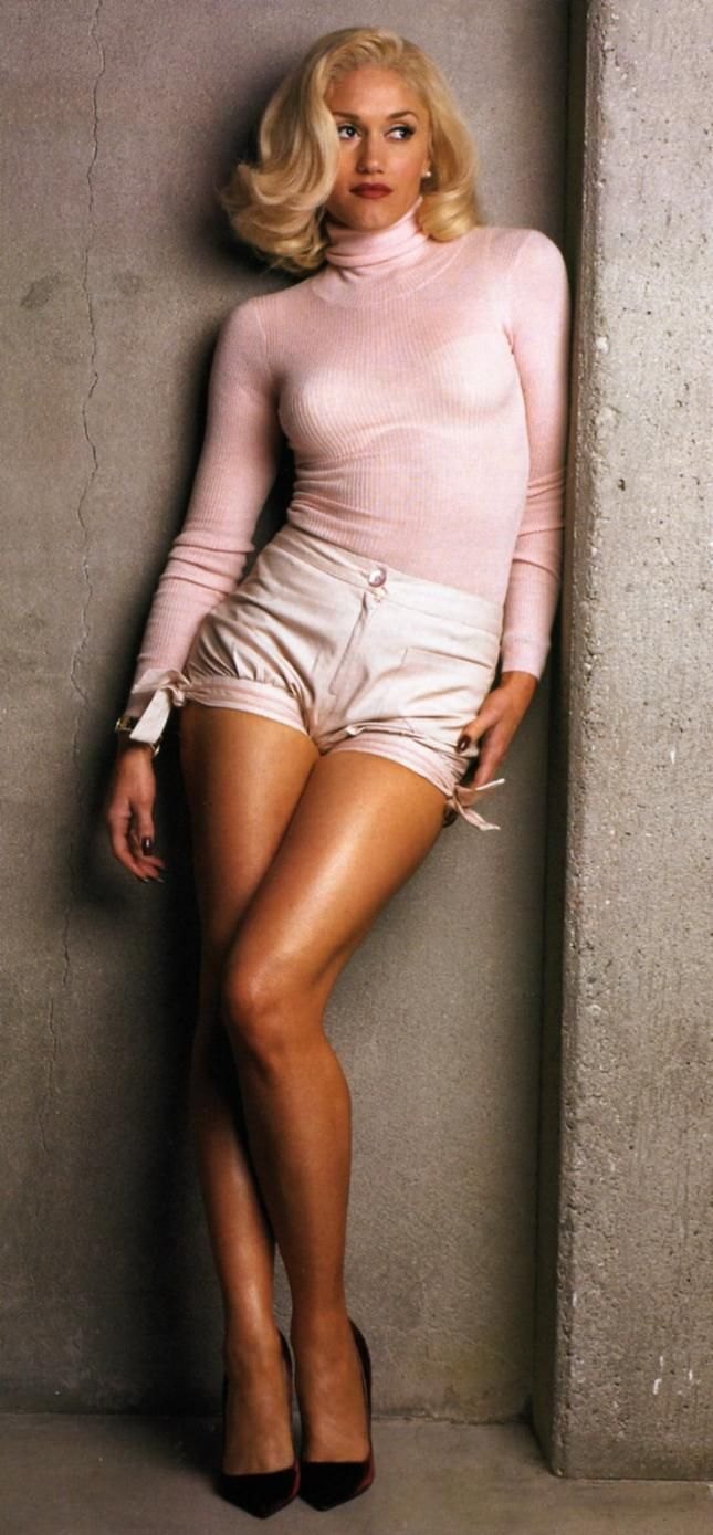 Gwen Stefani | Legs of Beauty Sublime! | Pinterest | Gwen Stefani ...: https://www.pinterest.com/pin/548313323353785519