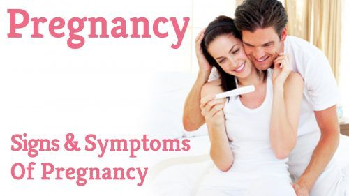 Could you be pregnant? For some women, the earliest Signs of pregnancy appear in the first few weeks after conception but even before you miss a period.you may suspect - or hope - that you're pregnant. For some women, early signs of pregnancy begin in the first few weeks after conception.