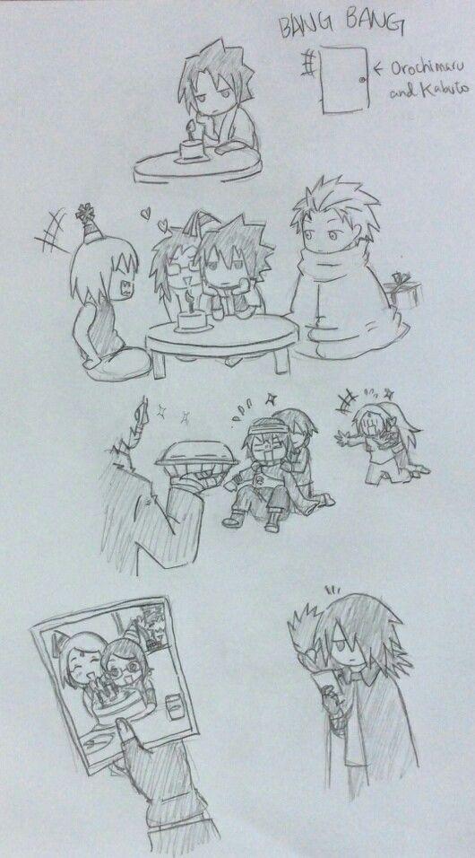 Sasuke Birthday Part2
