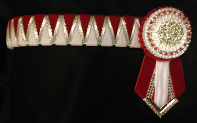 Pre Made Browbands