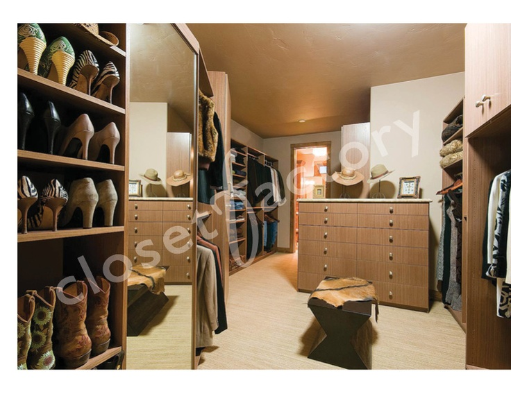 Beautiful Closet With A Hint Of Stripe To Add A Modern Flair This Unique  Closet Uses A Fun Thin Strip To Add A Playful Pattern. A Built In Mirror  Opens The ...