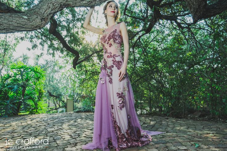 Whimsical Wedding/Matric dress designed by Roedolf D Couture www.casablancamanor.co.za
