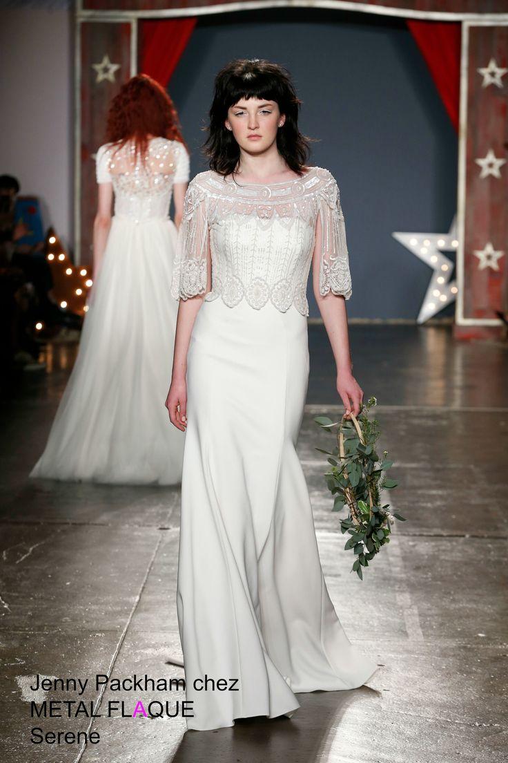 Serene, robe de mariée Jenny Packham à Paris.  #robedemariée #robesdemariée #weddingdress #weddingdresses #JennyPackham