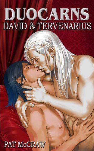 Duocarns - David & Tervenarius: Liebesroman | Fantasy Roman | Paranormale Romanze | Gay Romance (Duocarns Fantasy-Serie (eigenständiges Buch))