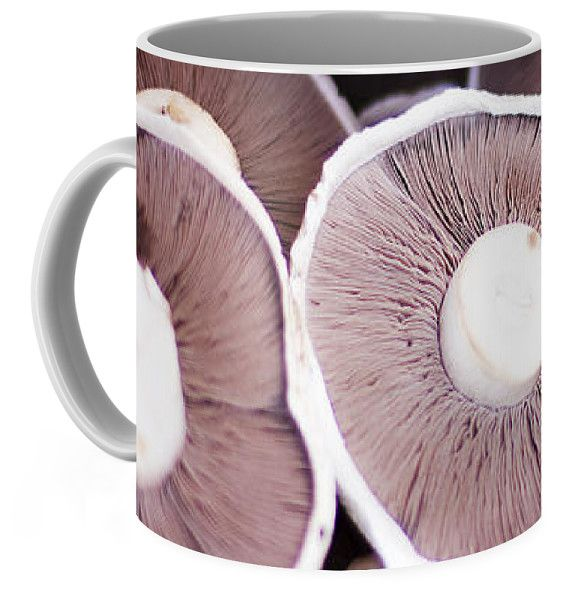 Stacked Mushrooms Coffee Mug for Sale by Jorgo Photography - Wall Art Gallery