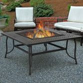 Found it at Wayfair - Chelsea Wood Burning Fire Table