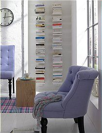 Another great #bookshelve - love those car moebel furniture