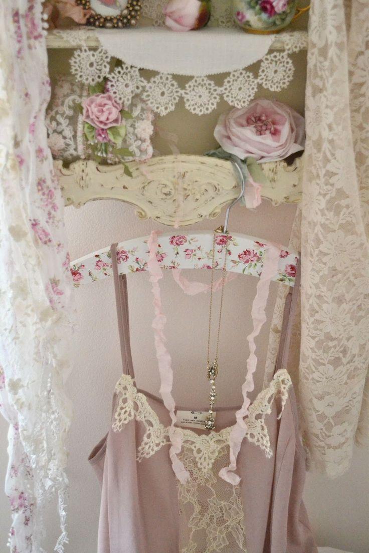 Pink Shabby Chic Dresser: Pretty Camisole