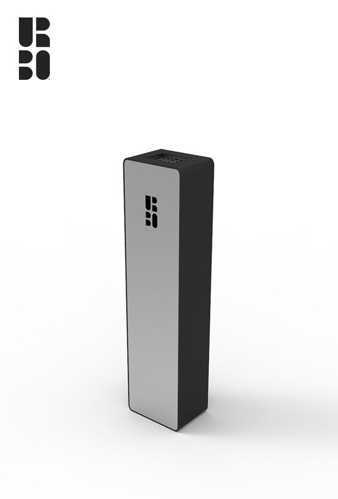 Noir posacenere / ashtray