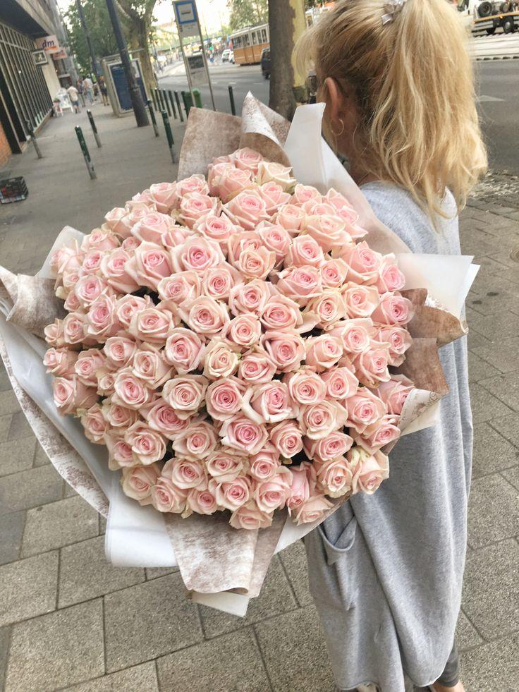 Mega bouquet / Óriás csokor