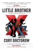 Little Brother by Cory Doctorow 2009 WINNER