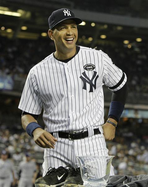 Baseball Players ;)    #A-Rod<3