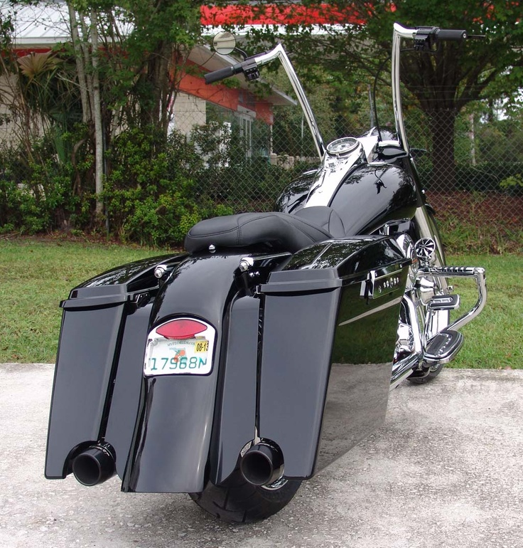 Harley Road King For Sale >> 7 best images about BAD Ass Road King on Pinterest | Models, All black and For sale