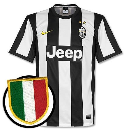 Italië - Juventus - Thuis