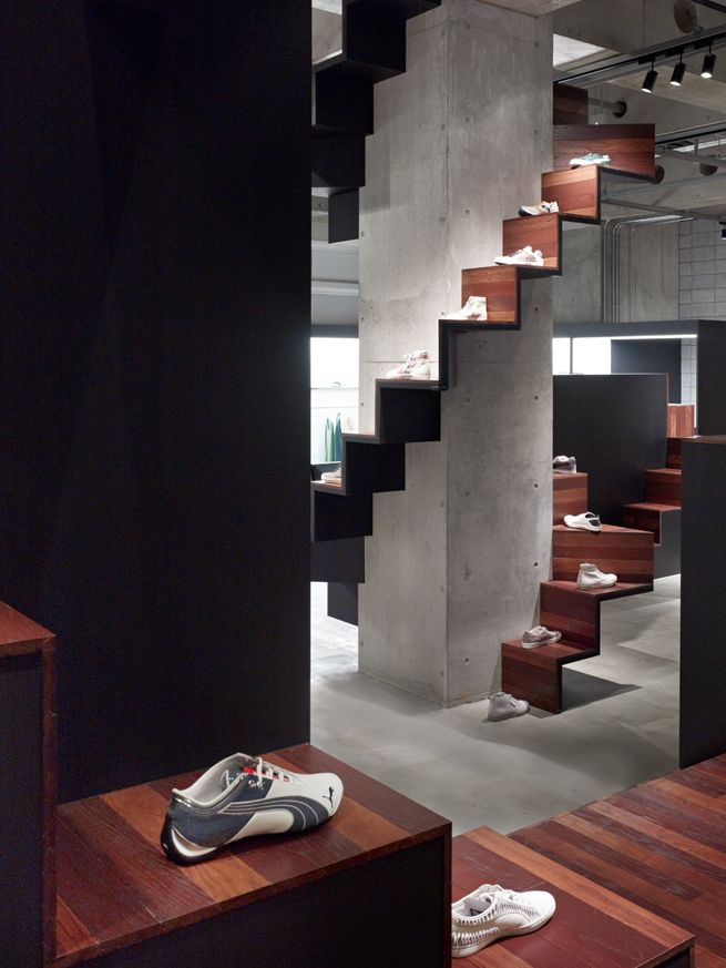 PUMA HOUSE / NENDO / TOKYO, JAPAN