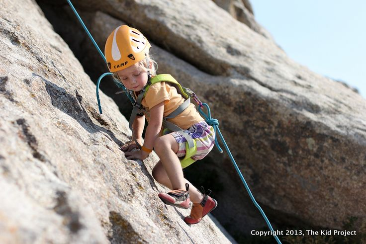 Kids, climbing, and the parents that make it happen... City of Rocks, ID USA