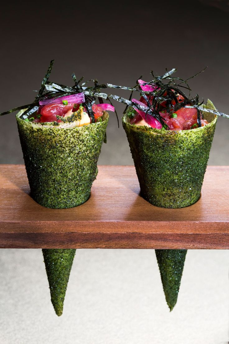 Chiltern Firehouse's Nuno Mendes is the most talked-about chef in London #plating #presentation