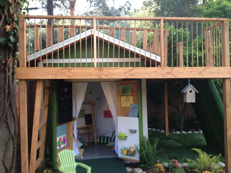 Turn An Old Shed Into A Play House Fort Kids Play Kids