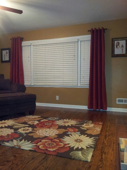 ... Curtain Panels, Decorating Ideas, Decorating Tips, Short Curtain Rods