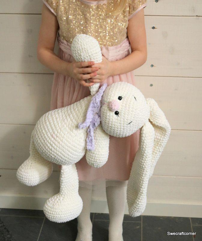 Emilia Bunny Pattern Giveaway