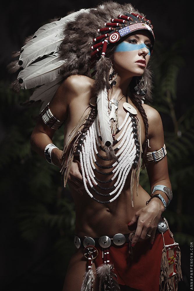 Naked sxy native women #4