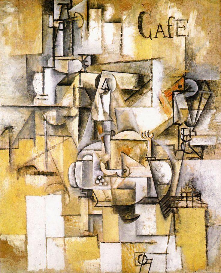 Over-stromingen, Geschiedenis van de moderne schilderkunst, 1910 - 1920: ONDANKS DE WERELDOORLOG