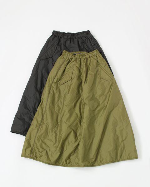 45R ナイロンキルトスカート