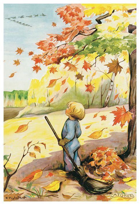 Прости меня, открытка на тему осень нарисовать